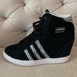 adidas Basket Profi Up Wedge Sneakers